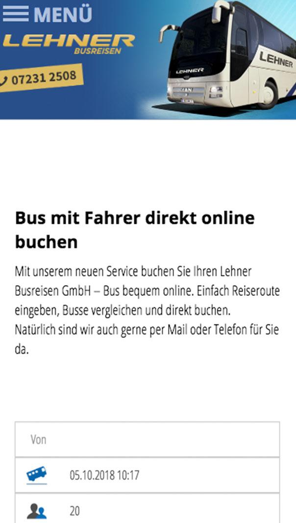 Busreisen Lehner