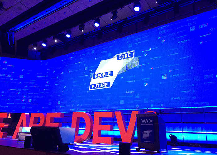 We are developers 2018