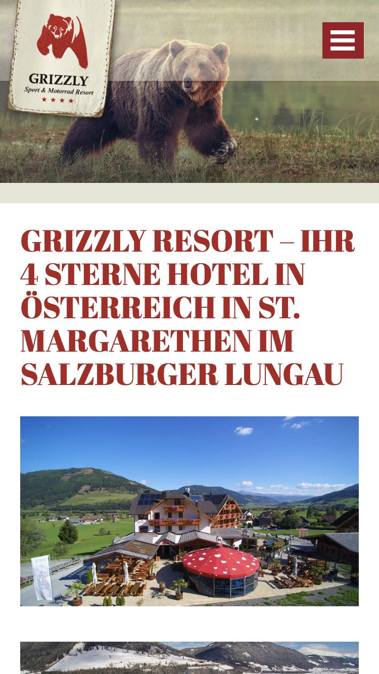 Grizzly Resort 4****