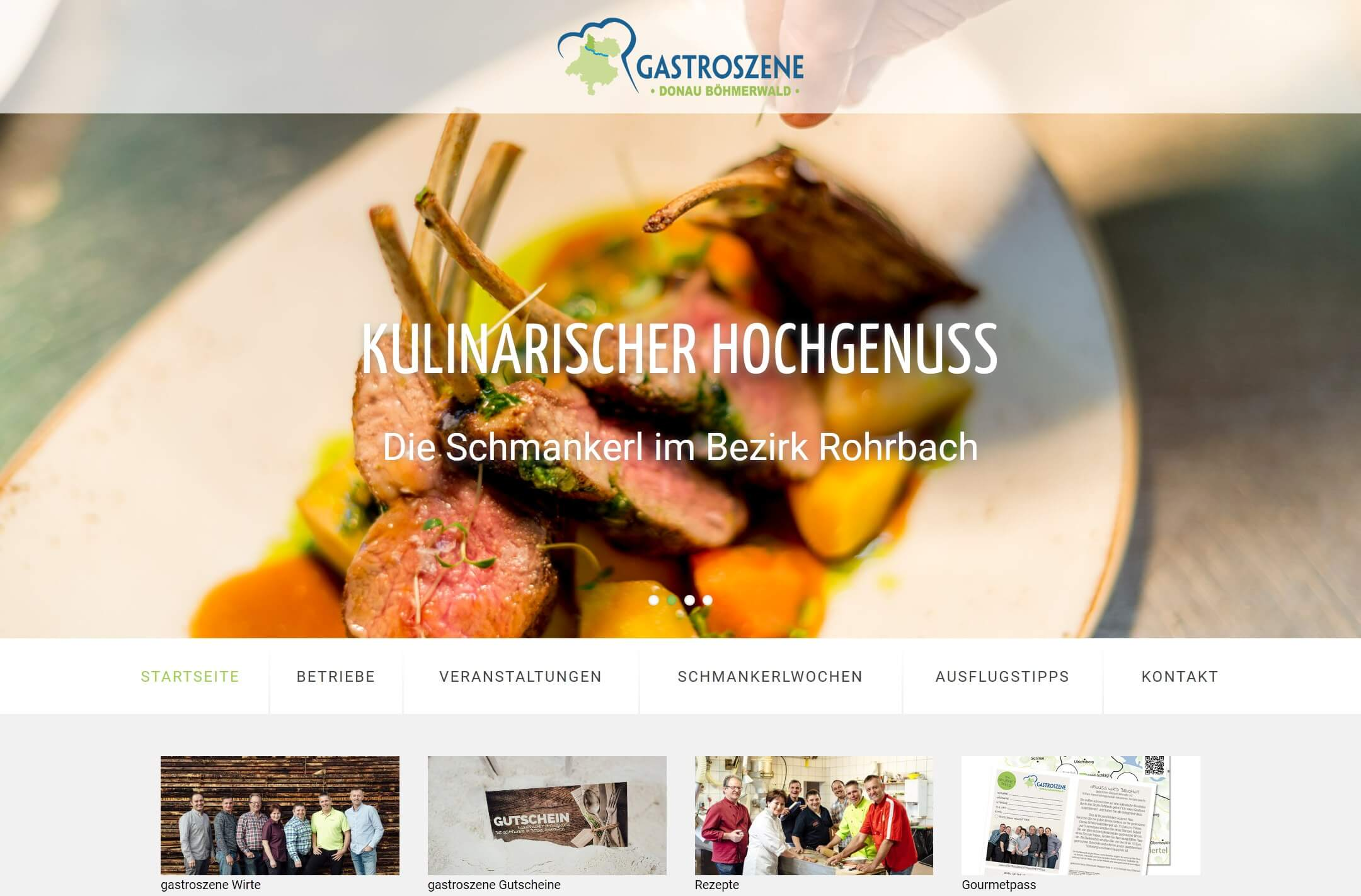 Gastroszene Rohrbach