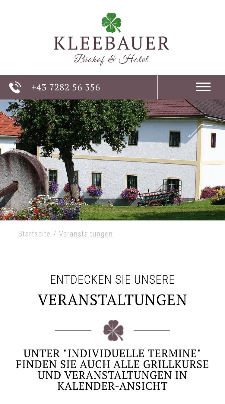Hotel Kleebauer