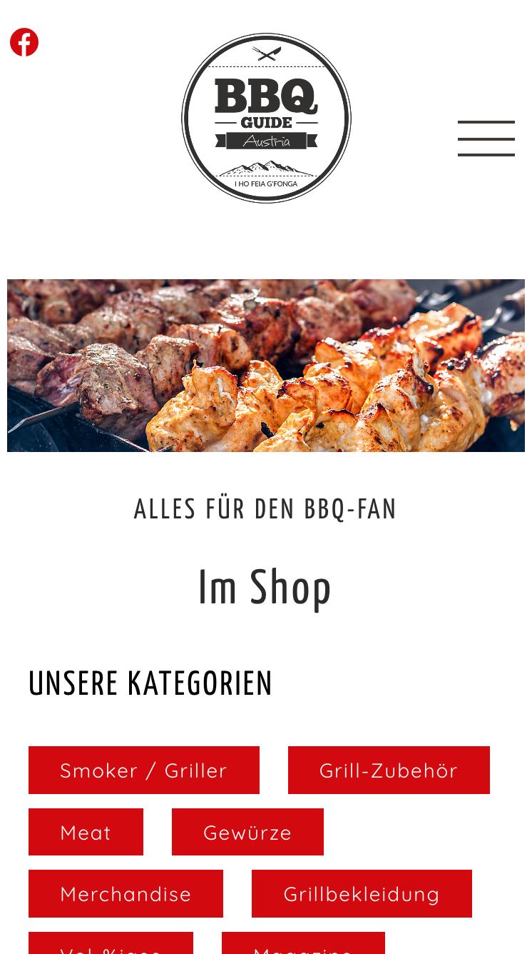 BBQ Guide Austria