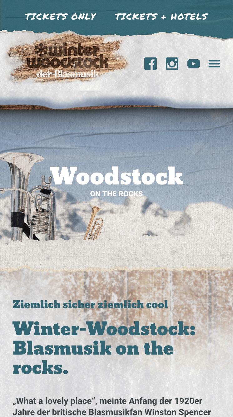 Winter Woodstock