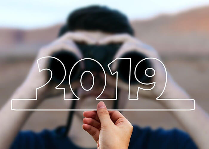 Rückblick 2019 / Ausblick 2020