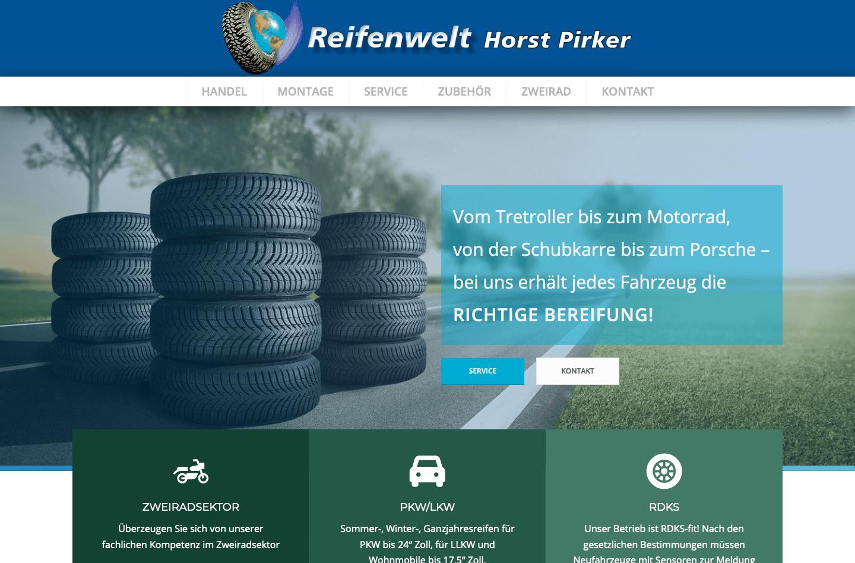 Reifenwelt Horst Pirker