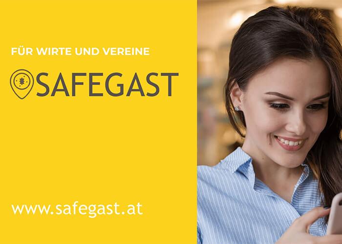Safegast für Wirte und Vereine