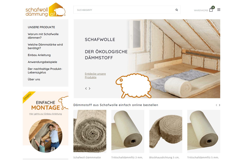 Tobias Tumfart GmbH – Schafwolldämmung
