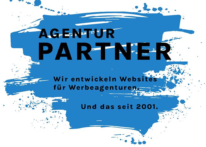 Wir sind Agenturpartner