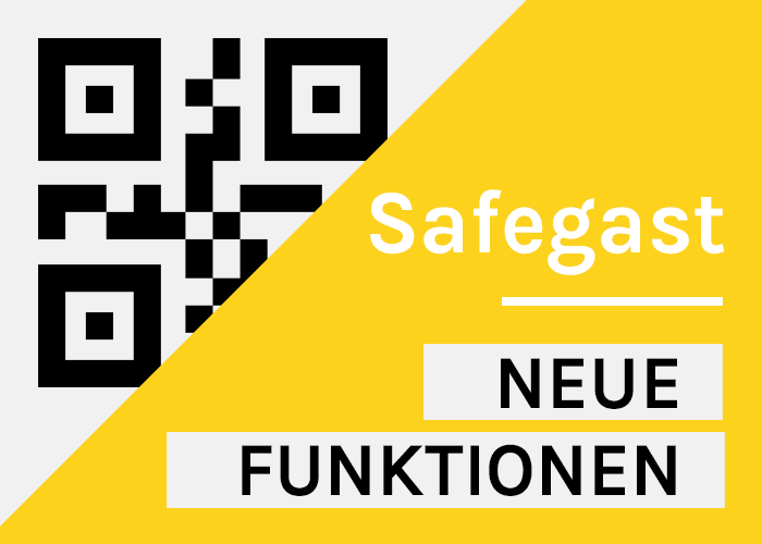 Neue Features bei Safegast